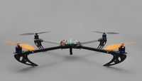 Dynam RC 6 Channel Quadcopter 650 Drone Almost Ready to Fly