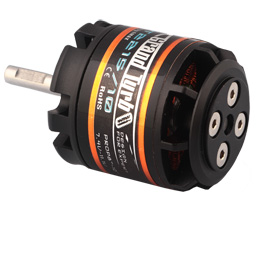 EMAX GT2218-09 1100kv Brushless Motor for Airplanes GT Series Electric Brushless Motor Nitro Gas Replacement Conversion 66P-162-GT2218-09-KV1100