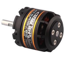 EMAX GT2812-06 1550kv Brushless Motor for Airplanes GT Series Electric Brushless Motor Nitro Gas Replacement Conversion 66P-169-GT2812-06-KV1550