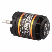 EMAX GT2826-06 710kv Brushless Motor for Airplanes GT Series Brushless Motor Nitro 15 Power Equivalent Replacement Electric Conversion