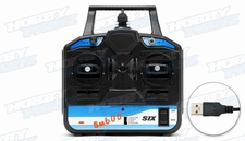 FlySky SM600 RC Flight Simulator for RC Plane, Helicopter, Drone Training