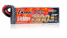 Gens Ace 2100mAh 1C 6.6v LiFe- lithium phosphate Battery