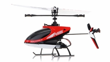 Hero RC 4CH RC Helicopter H995 (XIEDA 9958) 2.4GHz Single Propeller Blade Fixed Pitch with Gyro  (Red)