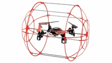 Hero RC Sky Matrix H1306 4 CH RC QuadCopter 2.4ghz Ready to Fly (Red)  Extra bonus battery