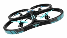 Hero RC XQ-5 V626 UFO Drone 4 Channel 6 Axis Gyro Quadcopter 2.4ghz Ready to Fly Headless Mode w/ Extra Spare Battery