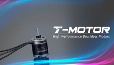 High Performance Brushless T-Motor AT2216 KV1250 for Planes