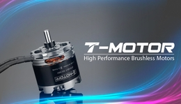 High Performance Brushless T-Motor AT4120 KV550  for Planes 6mm Shaft