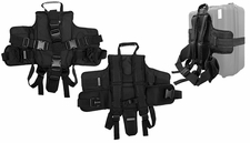 HobbyPartz.com Case Backpack Harness