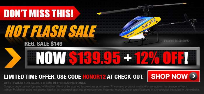 Hot Flash Sale!