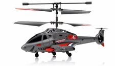JXD 343 Infrared 3.5CH RC Missile Shooting Helicopter RTF w/ Transmitter + Built in Gyro