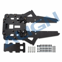 Lower Carbon Plate Set M480036XX