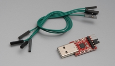 Micro SATA Cable - USB 2.0 to TTL UART 6PIN Module Serial Converter CP2102