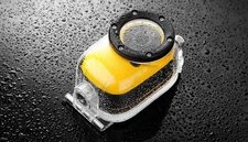 Mini Sport Car Camera w/ Motion Sensor and WiFi HD (Yellow)