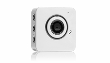 Mini WIFI IP Camera (White)