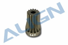 Motor Pinion Gear 14T H50061