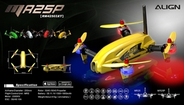MR25P Racing Quad Combo - Yellow RM42503XE