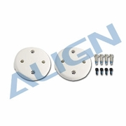 Multicopter Main Rotor Cover- White M480017AX