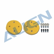 Multicopter Main Rotor Cover- Yellow M480017AE