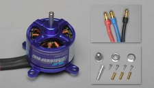 New Exceed RC Legend Motor 2212-1370Kv for Light Weight Planes & Small Quads 86MC212-2212-1370Kv