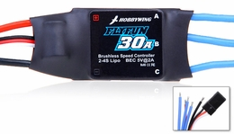 New HobbyWing Flyfun ESC 30A  for Airplane & Helicopter