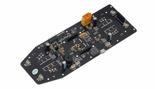 PCB for F3 flight controller( 4 in 1 20A ESC?^