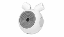 Pet Cam Pets View HD Spy Camera with MP3 Audio Speaker (White)