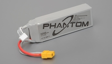 Phantom Battery - 3S, 2200mAh, 20C, XT60 Connector