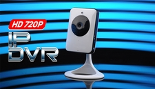 Portable Multifunction IP DVR WIFI Spy Camera