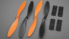 "4x 10"" Propellers"