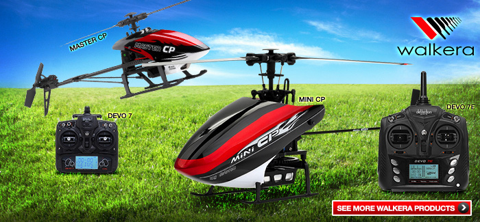 Most Popular Walkera Helicopters!