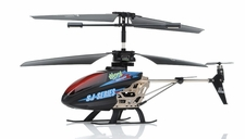 SJ991 IR 3.5CH Sky Writer RC Helicopter w/ Gyro (Black)