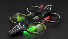 Sky Cruiser 4 Channel 6 Axis Gyro Quadcopter Drone Flying Machine 2.4ghz Ready to Fly