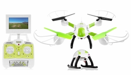 SKY Hawkeye 1315 5.8G 4CH  Quadcopter with Real-time Transmission RC Remote Control Radio