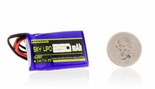 Sky Lipo 250mAh 25C 2 Cells Lipo Battery