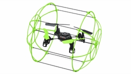 Sky Walker 1306 4 CH RC QuadCopter 2.4ghz Ready to Fly Drones (Green)
