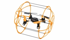 Sky Walker 1306 4 CH RC QuadCopter Drone 2.4ghz 6-Axis Gyro Ready to Fly Drones (Orange)