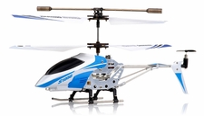 Syma 3 Channel S105G Mini Metal Indoor Co-Axial  Helicopter RC Remote Control Radio