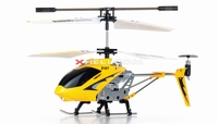 Syma S107 Metal RC Helicopter w/ Gyro (Yellow)