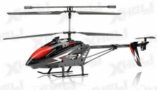 Syma S31 Metal Eagle RC 3 Channel Helicopter 2.4Ghz w/ Gyro (Black)