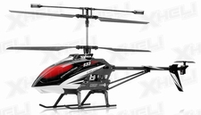 "Syma S33 3 Channel Metal RC Helicopter 2.4ghz 30"" Long w/ Gyro (Black)"