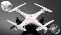 Syma X5C Explorers 4 Channel 6-Axis  Quadcopter Drone Ready to Fly 2.4Ghz w/ HD Camera with 4GB Memory card RC Remote Control Radio