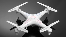 Syma X5C Explorers 4 Channel 6-Axis RC Quadcopter Drone Ready to Fly 2.4Ghz w/ HD Camera