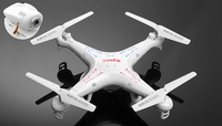 Syma X5C Explorers 4 Channel 6-Axis  Quadcopter Drone Ready to Fly 2.4Ghz w/ HD Camera + 4GB MicroSD Memory Card RC Remote Control Radio
