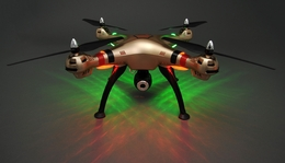 Syma X8HC Hover Headless Camera 2.4G 6-axis Gyro Quadcopter RC Drone  Ready to Fly+4GB Memory Card
