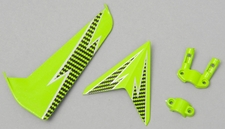 Tail decoration blades (Green) 56P-S32-09-Green