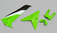 Tail Decoration  (Green) Version II