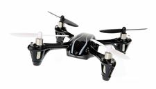 The Hubsan X4 2.4ghz 4 Channel Mini R/C Quadcopter w/ LED