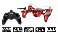 The Hubsan X4 with HD Camera 2.4ghz 4 Channel Mini R/C Quadcopter Drone