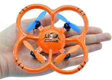 U207 6-Axis UFO Intruder Mini RC Quadcopter Ready to Fly 2.4ghz