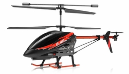 "UDI U12 2.4ghz 3.5 Channel 29"" Long Co-Axial  Helicopter  RC Remote Control Radio"